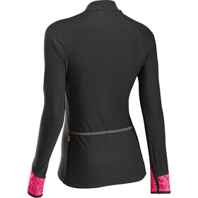 Northwave Allure Jersey Long Sleeve Women black/sangria